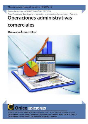 MF0976_2: Operaciones Administrativas Comerciales