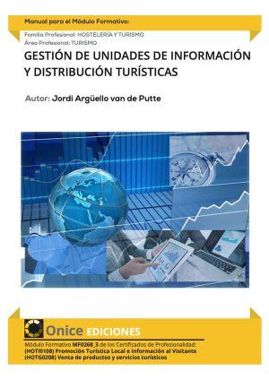 Gestión de Unidades de Información y Distribución Turísticas