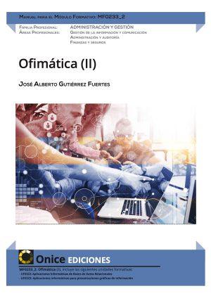 MF0233_2 Ofimática (II)