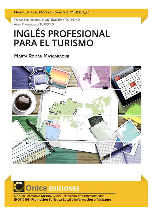 Inglés profesional para el turismo